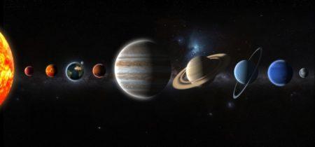 土星と木星が800年ぶりに接近し重なり合う