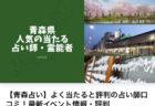 青森県よく当たる占い師ご紹介いただきました。