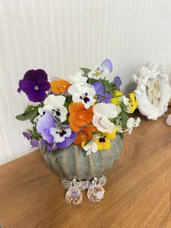 花を飾る・風水