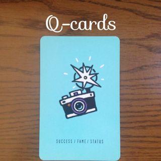 成功・Qカード